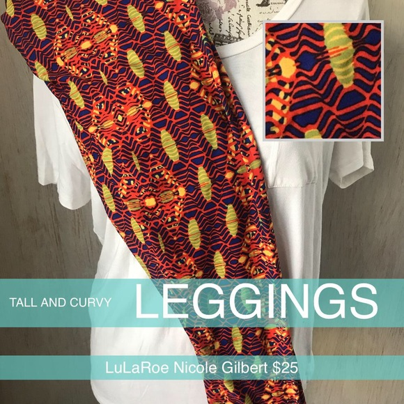 LuLaRoe Pants - Brand new LuLaRoe TC Legging